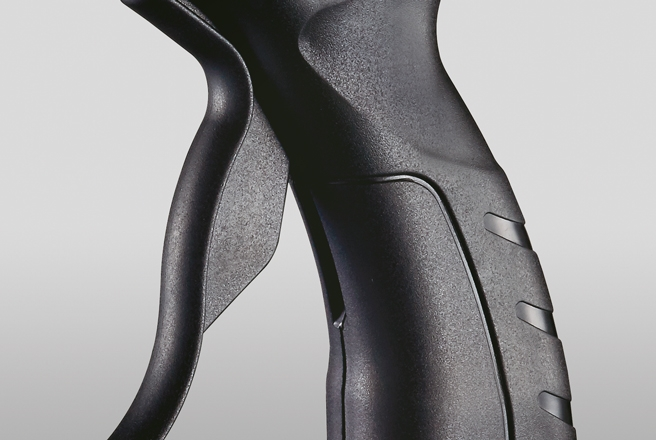 Ergonomic Grip Design